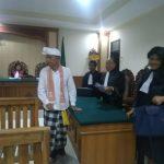 Pengacara Boikot Sidang Korupsi,Buntut Salinan BAP Tidak Diberikan/fajarbadung.com