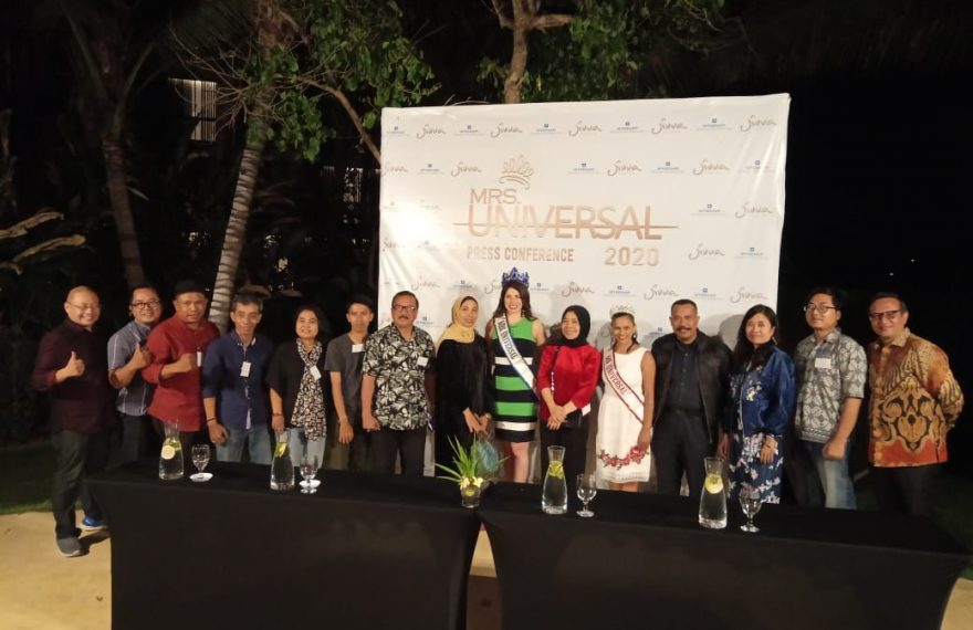 Wyndham Tamansari Jivva Resort Bali Jadi Host Kontes Mrs. Universal 2020/fajarbadung.com