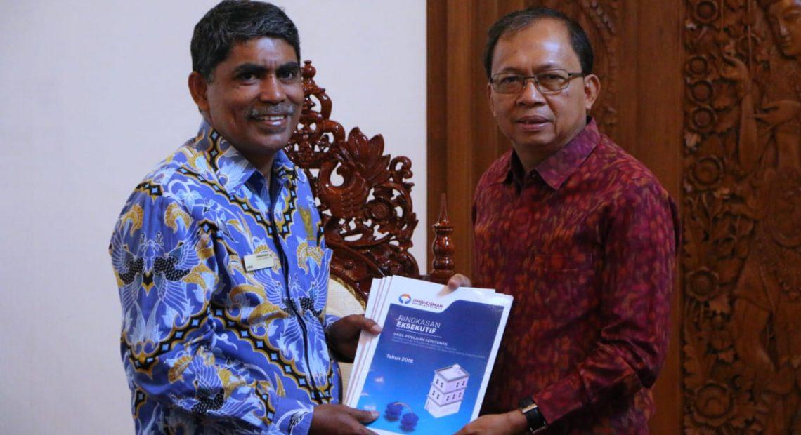 Gubernur Koster Jamin Perubahan Struktur OPD Tidak Timbulkan Gejolak/fajarbadung.com