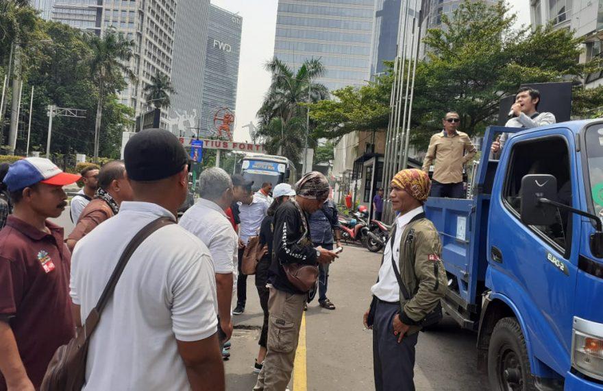 Demo Masyarakat NTT, PSSI Bentuk Tim Investigasi Dadakan/fajarbadung.com