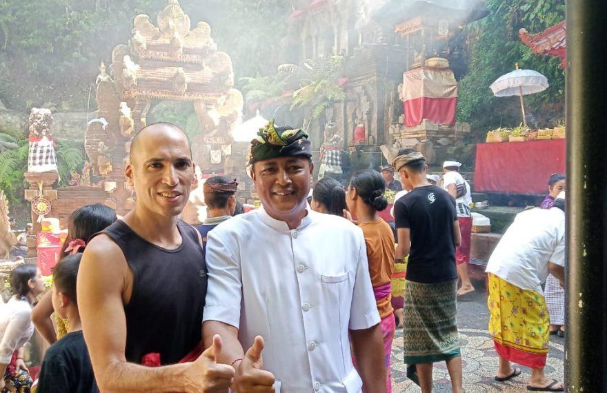 Dandim Bangli : Perayaan Banyu Pinaruh Merupakan Penyucian Diri Bagi Umat Hindu/fajarbadung.com