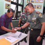 Kodim 0501/ Jakarta Pusat BS Laksanakan P4GN Guna Hindari Penyalahgunaan Narkoba/fajarbadung.com