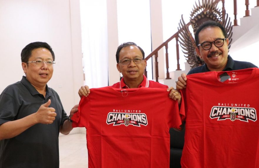 Koster Siapkan Bonus bagi Pemain Bali United/fajarbadung.com