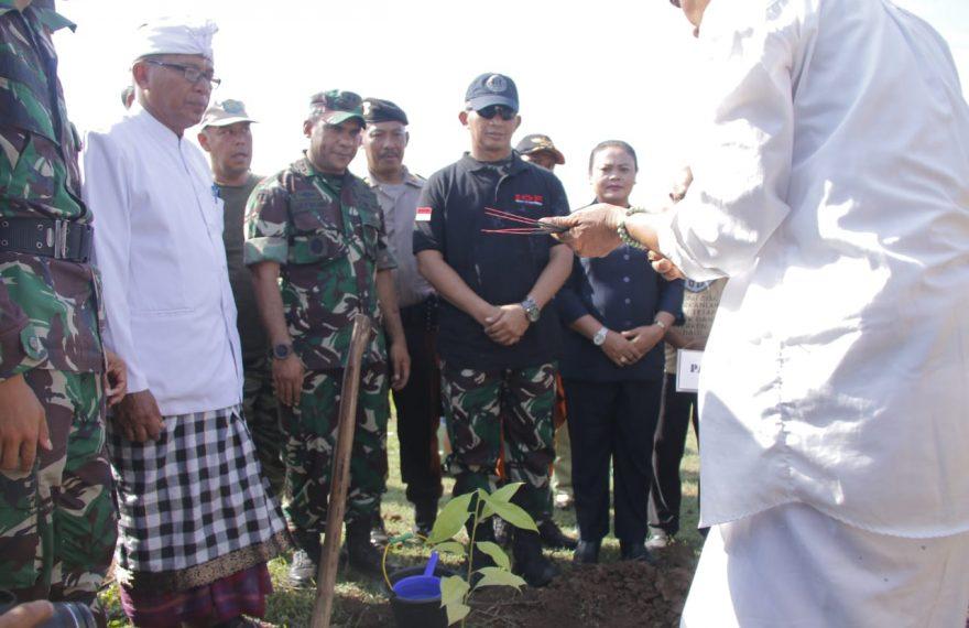 Peringati Hari Juang TNI AD 2019, TNI dan Komunitas IOF Gelar Penghijauan Dan Offroad/fajarbadung.com