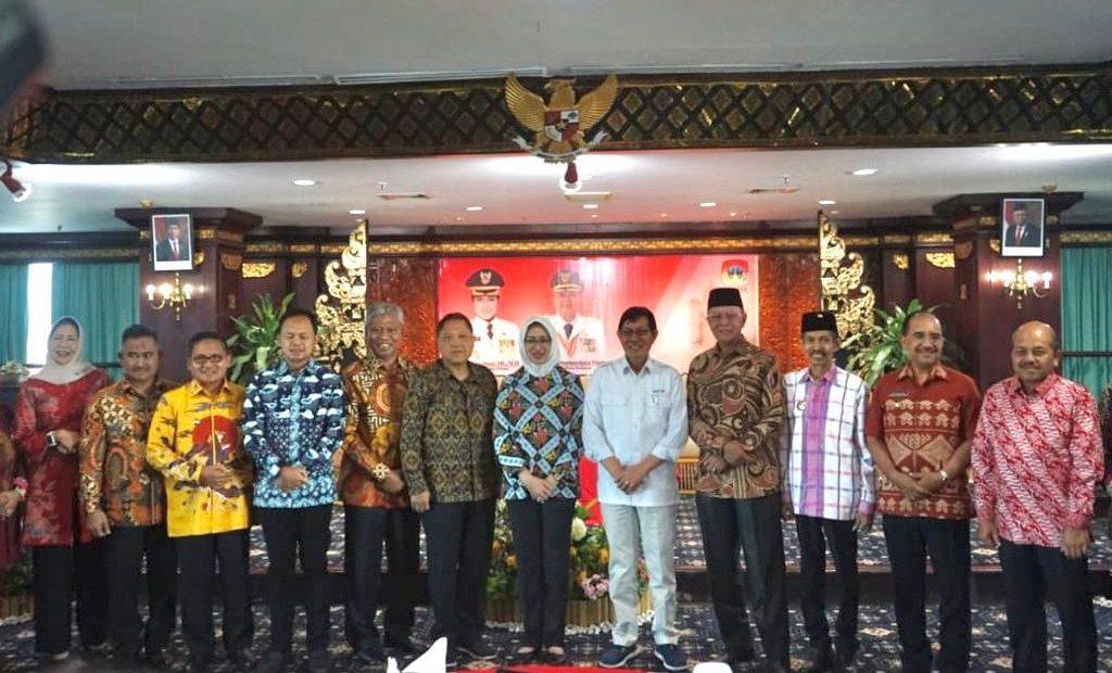 Walikota Seluruh Indonesia Bertemu di Denpasar/fajarbadung.com