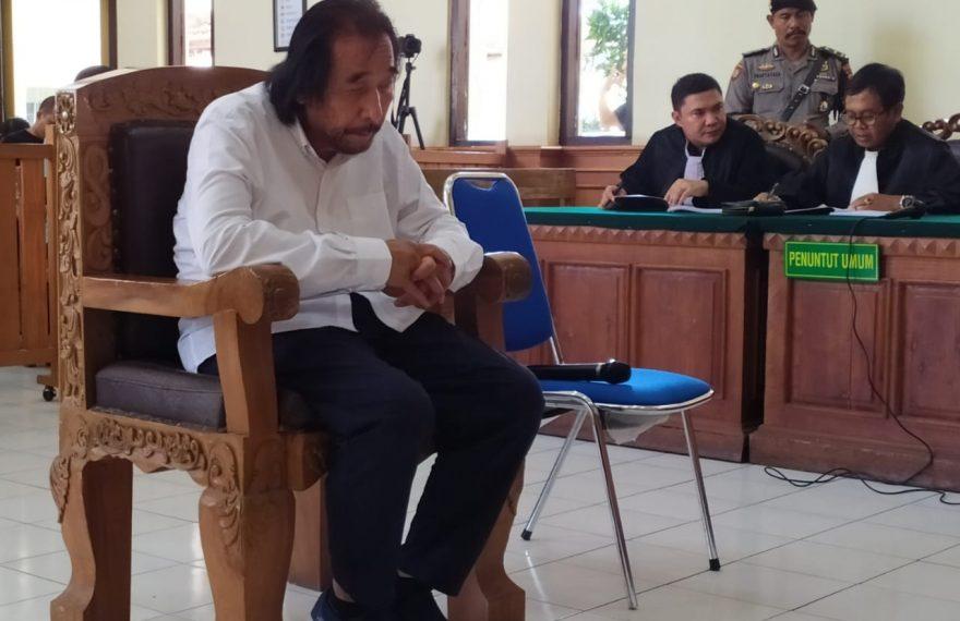 Bos Hotel Kuta Paradiso Terbukti Bersalah dan Dihukum Penjara Dua Tahun/fajarbadung.com