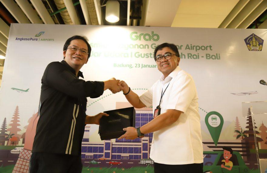 Demi Mobilitas Wisatawan, Grab Resmi Beroperasi di Bandara Ngurah Rai/fajarbadung.com