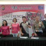 Pro Lingkungan di Hari Valentine, Bali Bhayangkara Medco Gelar Valentine Eco Run 2020/theeast.co.id