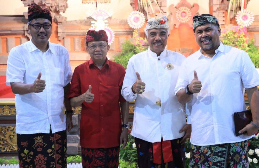 Komit Jaga Adat dan Budaya, Kantor Majelis Desa Adat Provinsi Bali Segera Dibangun/fajarbadung.com