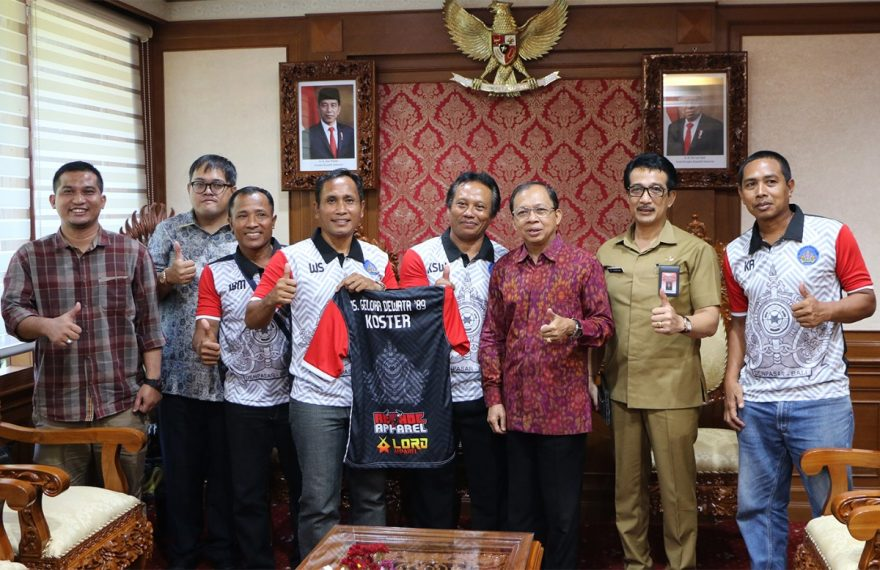 Bali akan Menggelar Turnamen Sepak Bola Piala Gubernur/fajarbadung.com