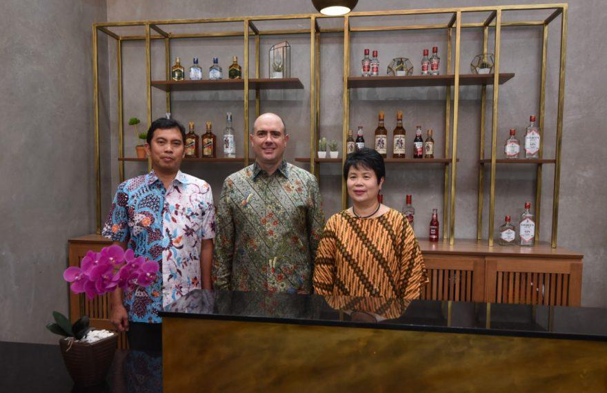 Diageo Indonesia Resmikan Kantor Operasional di Bali/fajarbadung.com