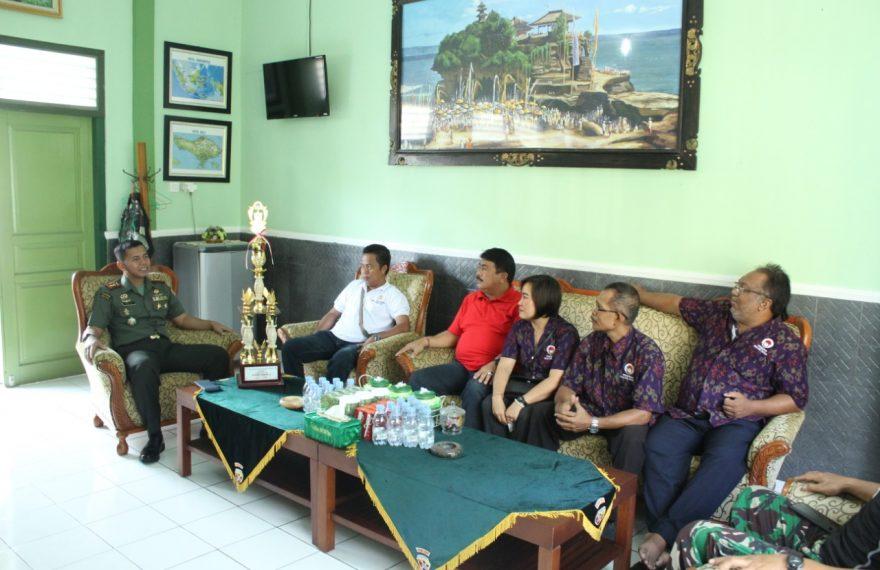 """Pengcab Inkai Tabanan Gelar Pertemuan Pasca Kejurda """"Dandim Tabanan Cup III""""/fajarbadung.com"""