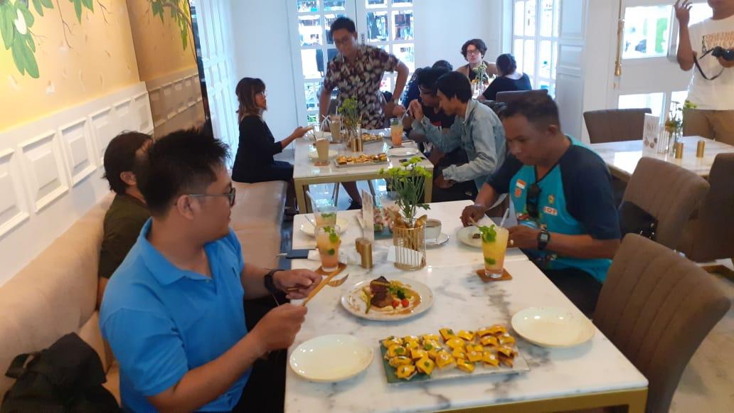 Lopodo Café & Catering Pilihan Kuliner Baru di Canggu/fajarbadung.com