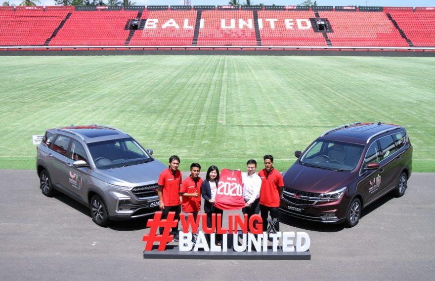 Tambahan Semangat Wuling Motors Untuk Serdadu BU/fajarbadung.com