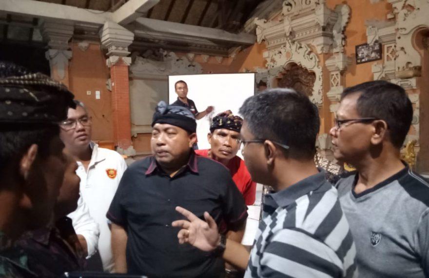 Nusa Lembongan Bali Krisis Gas LPG/fajarbadung.com