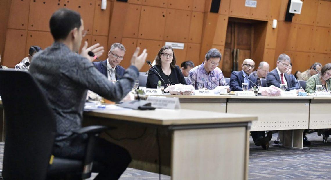 Kemendikbud Buka Peluang Kerja Sama Pendidikan dengan Negara Sahabat/fajarbadung.com