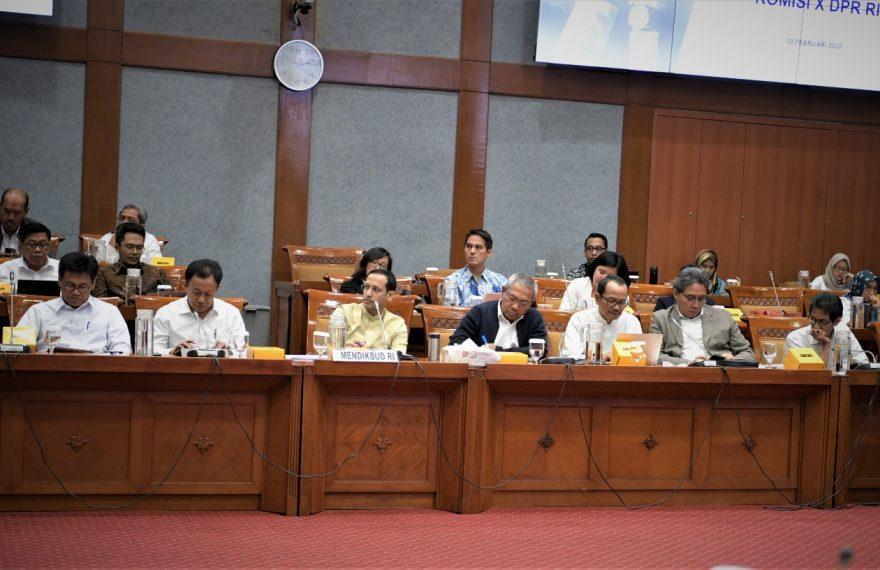 Menyepakati Program dan Anggaran 2020, Komisi X DPR RI Mengapresiasi Kemendikbud Telah Mengakomodir Aspirasi Masyarakat/theeast.co.id