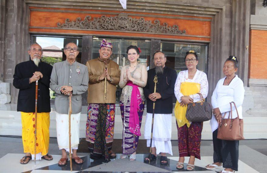 Polda Bali Gelar Doa Bersama Mohon Pelaksanan Pilkada Damai/fajarbadung.com