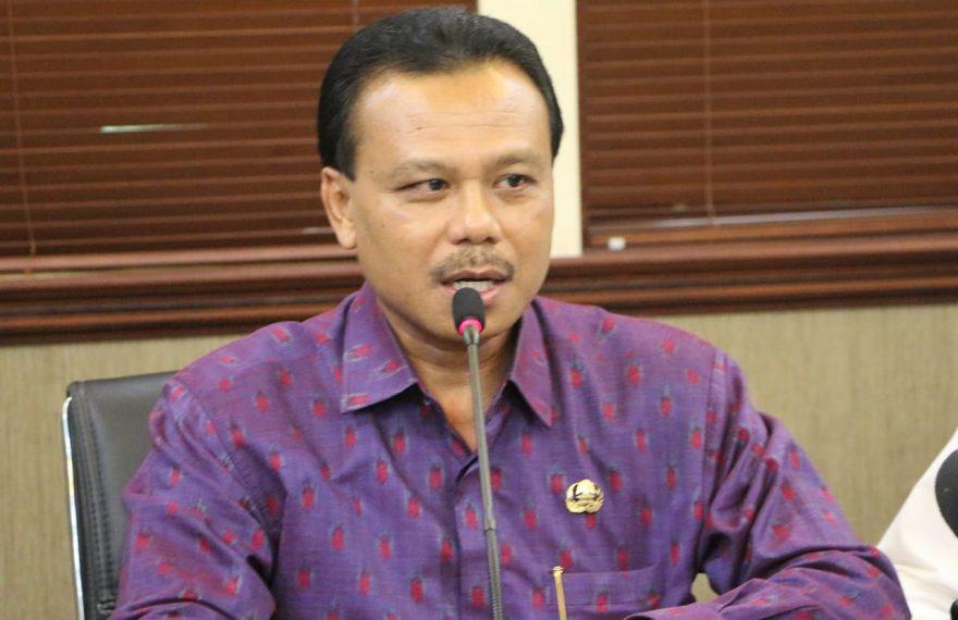 Dewa Made Indra: Tidak Ada Peta Penularan COVID-19 di Bali/fajarbadung.com
