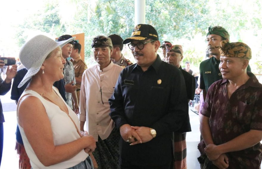 Pemprov Bali Minta Destinasi Wisata Siapkan Hand Sanitizer/fajarbadung.com