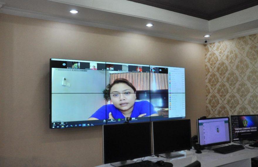 Cegah Penyebaran Virus Covid-19 Bupati Eka Batasi Jam Operasional Toko Modern/fajarbadung.com