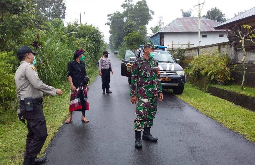 Kabur dari Tempat Karantina, Satu PMI Dijemput Paksa/fajarbadung.com