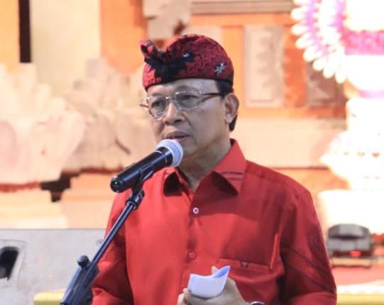 Terkait Kasus Kampung Jawa, Gubernur Koster Ajak Semua Pihak Menghargai dan Menghormati Proses Hukum/fajarbadung.com