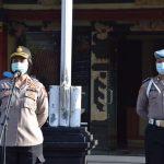 Wakapolres Badung Kompol Utariani Himbau Masyarakat Tidak Mudik Lebaran/fajarbadung.com