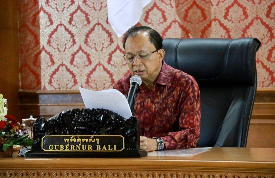 Bali Jadi Percontohan Penanganan Covid-19 di Indonesia/fajarbadung.com