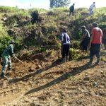 Pra TMMD Ke 108 Kodim Gianyar, Akses Jalan Desa Buahan Kaja Ke Desa Kerta Mulai Dibuka/fajarbadung.com