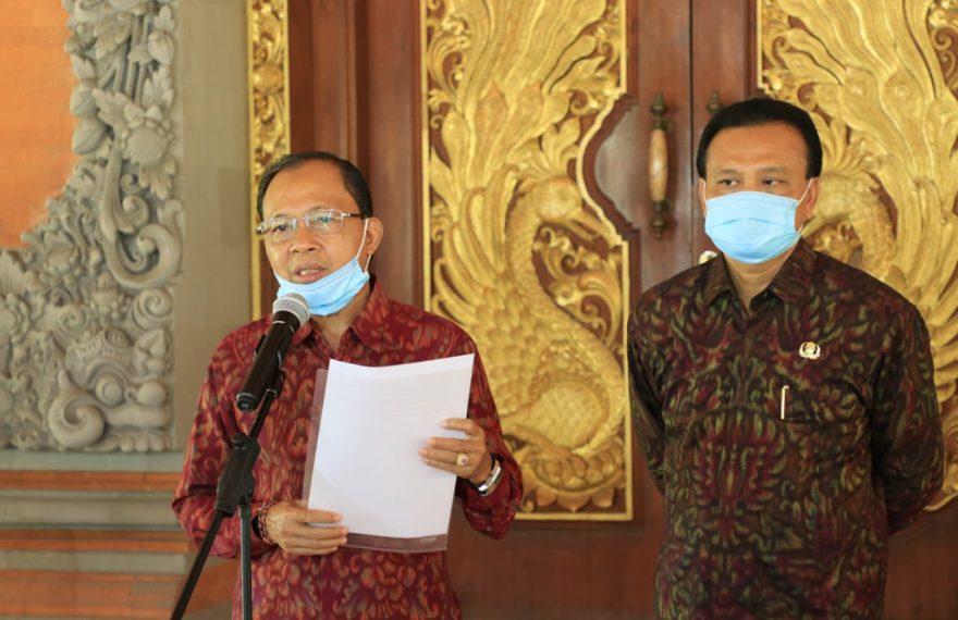 Bali Putuskan Tidak Membuka Akses Pariwisata dan Pendidikan/fajarbadung.com
