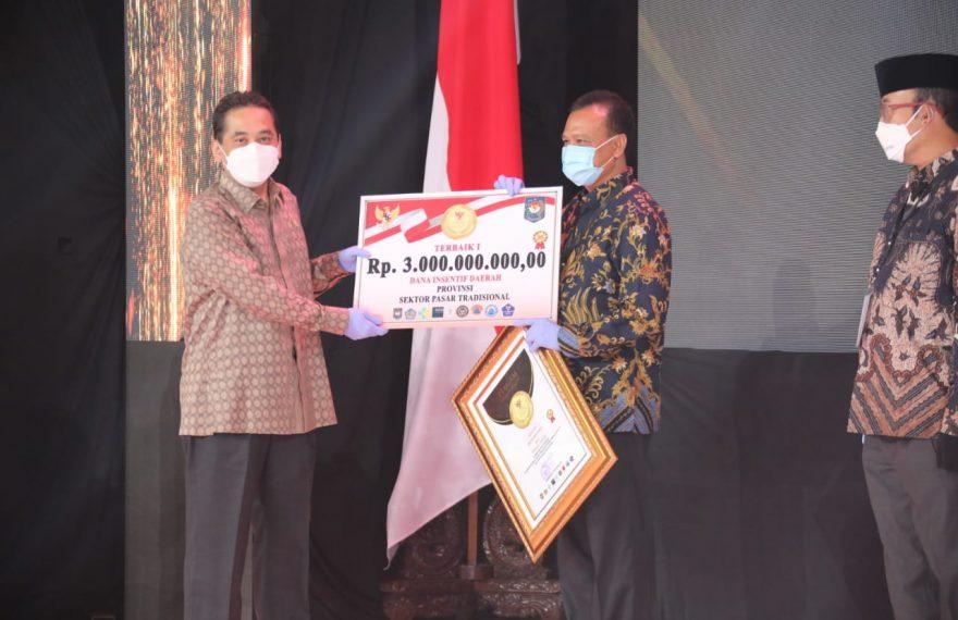 Bali Juarai Lomba Inovasi Daerah Tatanan New Normal/fajarbadung.com