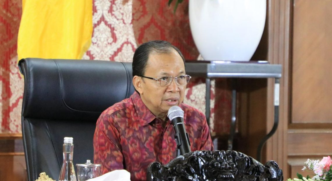 Koster Minta ASN Bali Bekerja Sesuai Landasan/fajarbadung.com