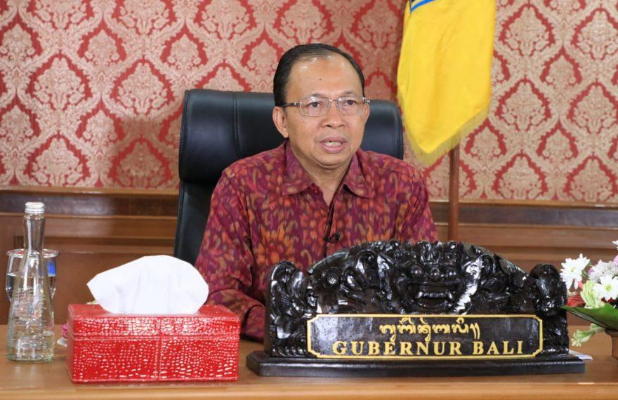 Meski Berhasil Naikan PAD Rp 700 M, Gubernur Koster Terus Kreatif Gali Sumber Lain/fajarbadung.com