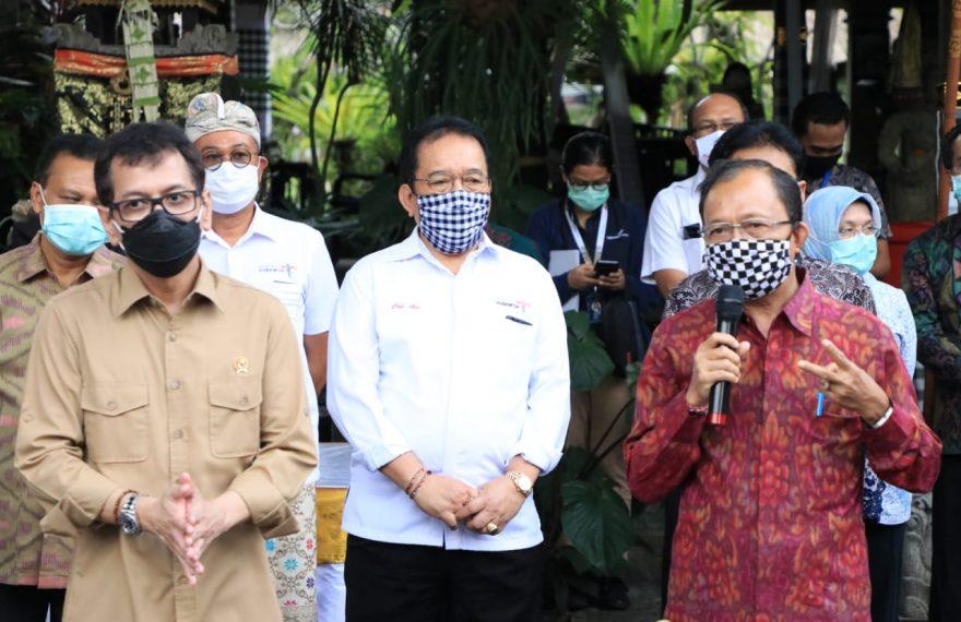 Gubernur Bali Tegaskan Pariwisata Bali belum Bisa Dibuka/fajarbadung.com