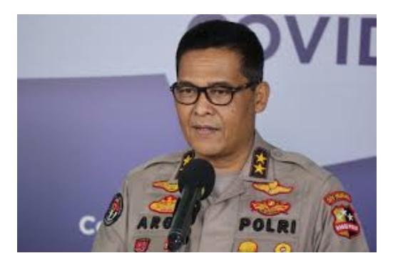 Pariwasata Alam Dibuka, Kadiv Humas : TNI-Polri Siap Mengawal Protokol kesehatan/fajarbadung.com