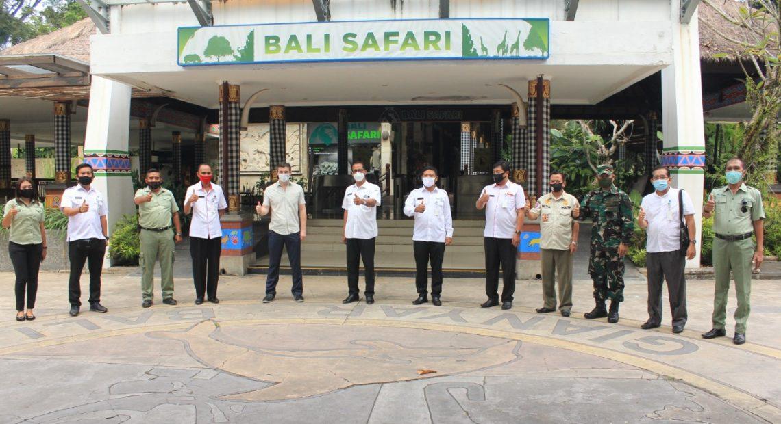 Taman Safari Bali Siap Dibuka untuk Wisatawan/fajarbadung.com