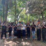 Sambut New Normal Wakapolres Utari Sisir Tempat Wisata/fajarbaudng.com