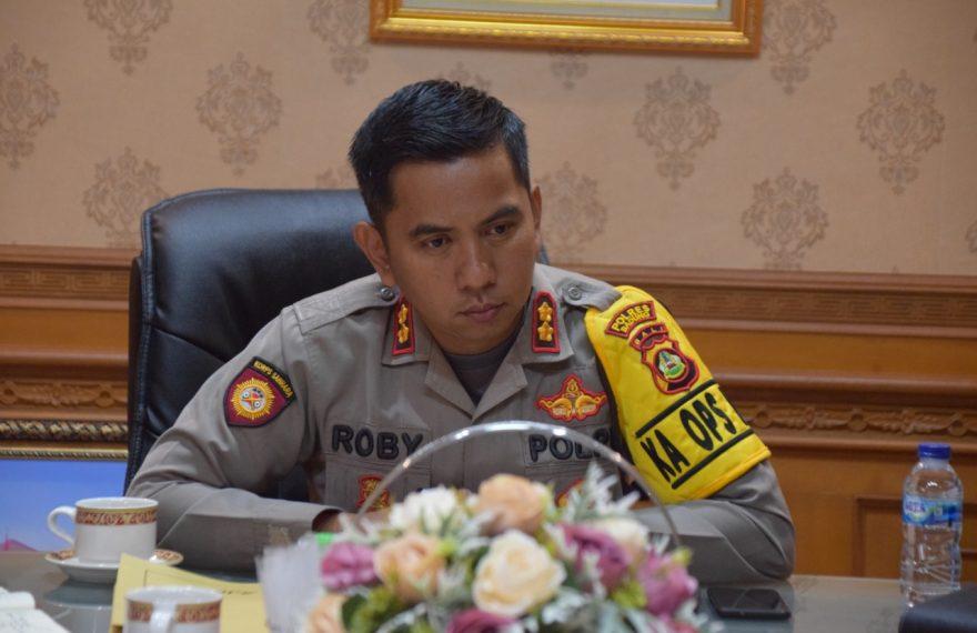 Menjelang Pilkada Serentak 2020 Kapolres Badung Pimpin Rakor Antar Instansi/fajarbadung.com