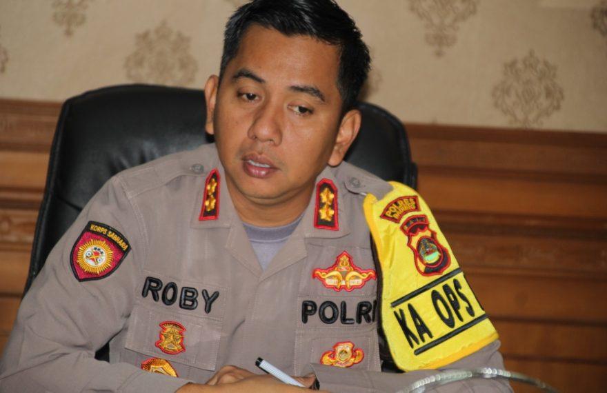 Kapolres Badung Sampaikan Ucapan Terima Kasih Kapolda Bali/fajarbadung.com