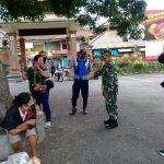 Terapkan Protokol Kesehatan, Pengunjung Pasar Wajib Pakai Masker/fajarbadung.com