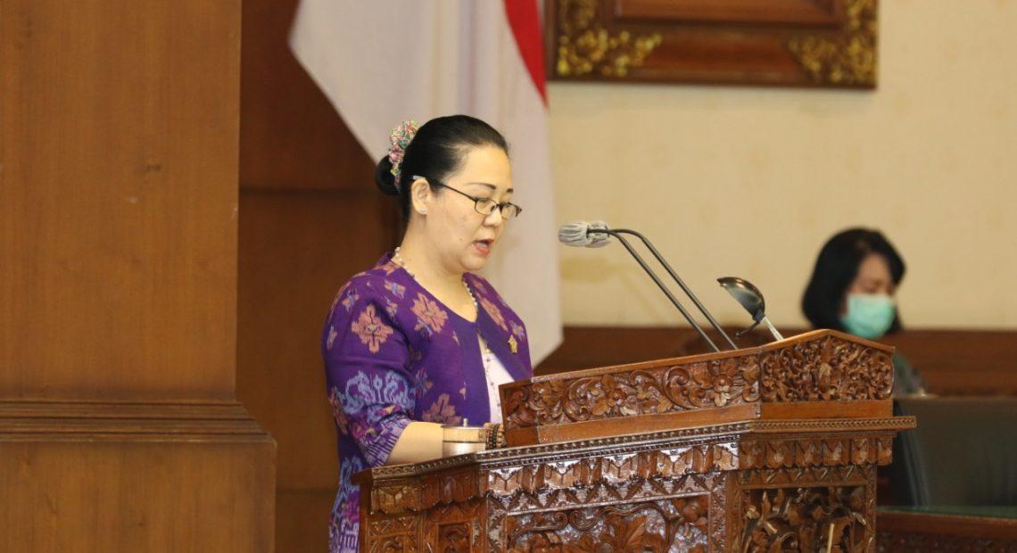 Anggota DPRD Bali Desak Pemerintah Realisasi Bansos/fajarbadung.com