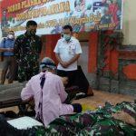 Sembuh dari COVID-19 Prajurit Kodam Udayana Donor Plasma Konvalesen/fajarbadung.com