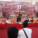 Hadiri HUT ST. Yowana Bhakti Bhuana ke-17, Bupati Giri Prasta Inginkan Sekaa Teruna Mengikuti Teknologi/fajarbadung.com